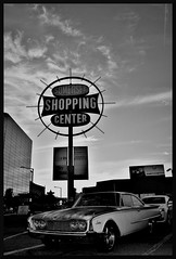 WayBack (VegasBnR) Tags: nikon nevada sigma strip lasvegas car sign vegas vegasbnr 702 7200 bw blackandwhite starliner
