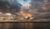 Lake Macquarie Sunset (RooMar) Tags: lake lakemacquarie sunset nature light longexposure river