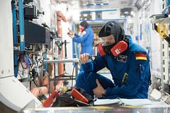 Expedition 56/57 crew members training (europeanspaceagency) Tags: esa nasa roscosmos instruction expedition56 expedition57 expedition5657 iss training astronauts cosmonauts astronaut space europeanspaceagency usa johnsonspacecenter emergencytraining alexandergerst drewfeustel rickyarnold olegartemiev jeanetteepps sergeiprokopev svmf emergency