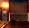 Behind Door #13 (Book'em) Tags: doors lines geometry geometric toronto iphone iphoneography hipstamatic nite night