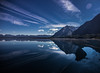 Reflection on Kathleen Lake (stokefactor) Tags: landscape nature lake wate yukon sky stoked wanderlust wild