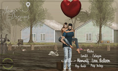 {YD} Moments - Love Balloon (*Your Dreams*) Tags: yourdreams yourposes limit8 props poses 100originalmesh