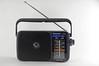 Radio_Panasonic-RF-2400EG9-K_Frontansicht_2018 (Veit Schagow) Tags: radio receiver broadcast rundfunkempfänger panasonic rf2400eg9k tabletop