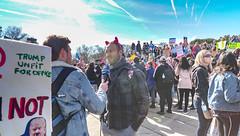 2018.01.20 #WomensMarchDC #WomensMarch2018 Washington, DC USA 2509