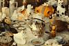 2018 02 25 Flohmarkt Kastel IR - 09 (Mister-Mastro) Tags: teapot fleemarket flohmarkt mainz kastel reflection reflexion reflektion it infrared 720nm