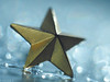 Star Less Than An Inch (PershinS) Tags: macromondays lessthananinch star bokeh industar sunlight olympus water waterdrops geometric
