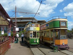 Seaton Tramway P1340742mods (Andrew Wright2009) Tags: dorset england uk scenic britain holiday vacation seaton devon tramway tourist tramcar
