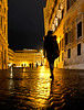 night in rome (poludziber1) Tags: street streetphotography skyline sky city colorful cityscape color colorfull capital rome people yellow silhouette urban travel italy italia