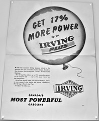 (Will S.) Tags: mypics newspaper ad irving gas oil vintage irvingbigstop enfield novascotia canada old 1940 saintjohntelegraphjournal saintjohn newbrunswick telegraph journal telegraphjournal ads advert advertisement adverts advertisements
