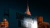 something's in the air! (m_laRs_k) Tags: hss 7dwf olympus new york nyc orange teal lightroomed overprocessed 纽约 ньюйо́рк empire state building skyscraper blues fake