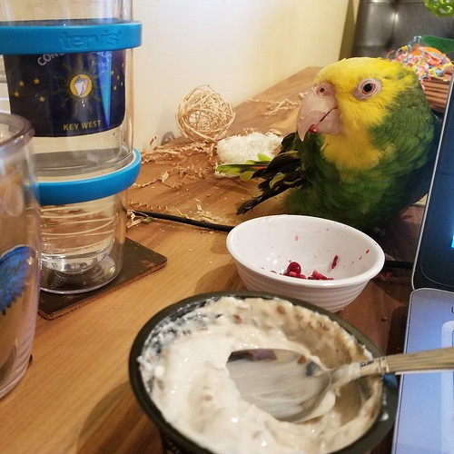 We like to have breakfast together