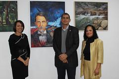 """Inauguración de la Exposición Colectiva de Artistas Plásticos Dominicanos • <a style=""""font-size:0.8em;"""" href=""""http://www.flickr.com/photos/136092263@N07/39899227852/"""" target=""""_blank"""">View on Flickr</a>"""