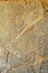 Nimrud Palace (9).jpg (tobeytravels) Tags: assyrian palace kalhu calah levekh zigararat lamassu throneroom shalmaneser ashurnasirpal layard stele nabu enli unesco