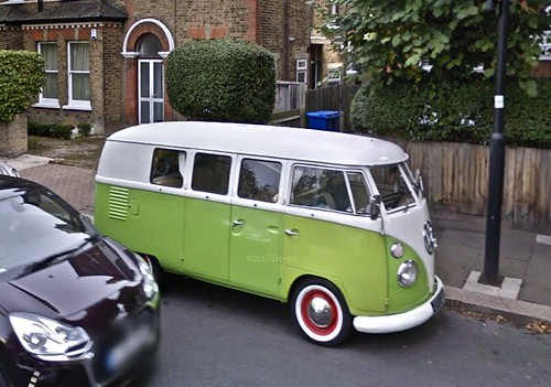 1961 Volkswagen Transporter T1 1500 Minibus A Photo On Flickriver