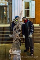 Admiring Their Work (kevnkc2) Tags: stdntsdoncooper lightroom pennsylvania winter historic downtown icefest ice sculpture chambersburg nikon d610 franklin county tamron 2470mmg2 sp2470mmf28divcusdg2a032