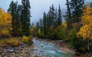 River on Independence Pass