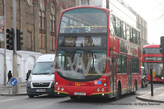 IMG_2240-070218 (andrewcolebourne) Tags: london londonbus transportforlondon waterlooroad goahead londongeneral camberwellgarage q wvl18 lg02kht volvo b7tl wright gemini routex68 metroline lt650 ltz1650 newroutemaster route168 hollowaygarage ht