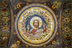 Iglesia del Salvador sobre la Sangre Derramada (Totugj) Tags: nikon d5100 san petersburgo cúpula iglesia del salvador sobre la sangre derramada rusia russia st petersburg