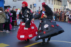 Carnival 2018 (ivlys) Tags: deutschland allemagne germany rosenmontagszug fasching karneval carnival kostüm costume