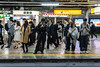 Tokyo subway - Japan (Marconerix) Tags: tokyo giappone underground metro subway people japanese