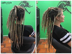 Crazy Fool Dread - 1303 (Crazy Fool Dread) Tags: dreads dreadlocks dread dreadmaker crazyfool crazyfooldread crazyfooldreads acessoriodread locks drealocks dreadock dreadlock dreadbrasil dreadspoa dreadsportoalegre dreadstyle dreadsbrasil dreadlike