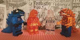 Fantastic Four : Earth 23134
