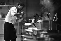 The Alchemist (N A Y E E M) Tags: roy souschef candid kitchen atmosphere indoors availablelight mezetto restaurant bar 20thfloor radissonblu hotel chittagong bangladesh