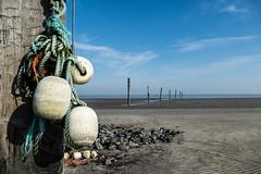 Baai van Heist - Baie de Heist (-[Eric]-) Tags: belgium belgique belgië europe europa mer plage strand zee sea knokkeheist zeebrugge baai baie bay kust merdunord noordzee