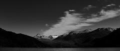 P a t a g o n i a    L i g h t s [ E x p l o r e d ] (emiliokuffer) Tags: patagonia light sky moountains mountain brc bariloche clouds panorama cinema black white blanco negro blancoynegro blackandwhite