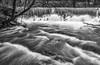 Spillway (JMS2) Tags: falls spillway dam waterfall river nature scenic blackwhite cascade water