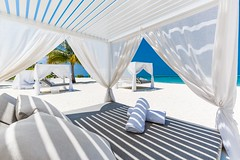 Beach canopy (icemanphotos) Tags: view luxury canopy beach exotic vacation tourism canon