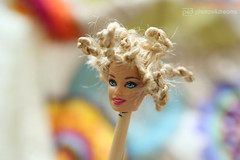 rasta barbie (photos4dreams) Tags: ooak barbie mattel photos4dreams doll oneofakind handmade p4d photos4dreamz toy puppe faceup dollmakeupartist upgrade dolldesigner design custom blonde blond canoneos5dmark3 canoneos5dmarkiii claudia dauerwelle perm curls curly hair lockig lockige haare