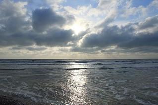 On Hastings Beach