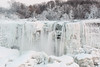 American Falls (Marc McDermott) Tags: niagara falls american winter frozen cold ice longexposure neutraldensity canon 5dmarkiii ef70200mmf28lisiiusm