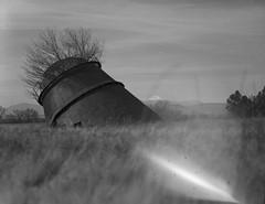 Mt Lassen in the background on 4x5 film (Garrett Meyers) Tags: rbgraflex4x5 garrettmeyers garrett meyers film filmphotographer graflex graflex4x5 largeformat 4x5film 4x5 homedeveloped handheld landscape scape rb