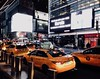 All about New York cabs (fotoanshi) Tags: newyork trumptower radiocity timessquare cab cabs