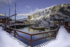 Winter in Lofoten -14- (Christian Wilt) Tags: nusfjord nordland norvège no norway lofoten ocean arctic arcticcircle winter snow