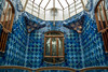Casa Batlló - Stairway to Heaven (Frederique Triffaux) Tags: pentaxk10d casabatlló barcelona pentaxart blue catalunya gaudi