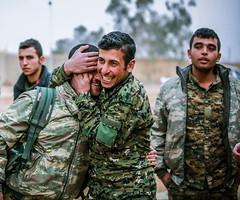 Kurdish YPG Fighters (Kurdishstruggle) Tags: ypg ypgkurdistan ypgrojava ypgforces ypgkämpfer ypgfighters yekineyênparastinagel kurdischekämpfer heroes freedomfighters kämpfer freiheitskämpfer struggle resistancefighters army revolutionary revolution rojava rojavayekurdistan westernkurdistan pyd syriakurds syrianwar kurdssyria comrades kurd kurdish kurden kurdistan kurdishfighters kurdishforces efrin afrin kurdishmilitary military militarymen militaryforces kurdishfreedomfighters fighters