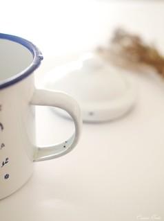 4/52. Disfrutando de un té