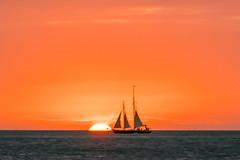 Into the sunset (sumnerbuck) Tags: keywest sunset florida
