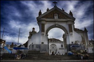 Basílica del Santuario de Copacabana, Bolivia