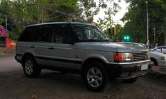 Land Rover Range Rover 4.6 HSE 1996 (RL GNZLZ) Tags: 4x4 4wd landrover rangeroverhse 46 hse 1996