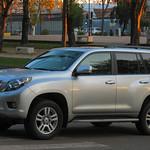 Toyota Land Cruiser Prado 4.0 VX-L 2012 thumbnail