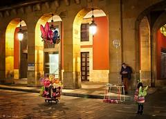 Carnival dreams (galavardo) Tags: olympus pen penf panaleica15mm plazamayor gijón asturias españa spain carnaval carnival night noche mirrorless
