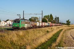 BB26063 sur train Cerbère Somain vers Varennes le Grand (philippedreyer1) Tags: