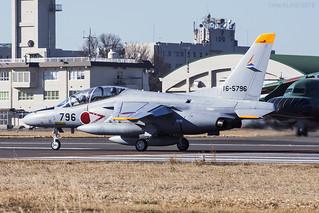 Japan Air Self Defence Force, Kawasaki T-4, 16-5796.