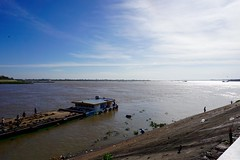 Phnom Penh, Cambodia - Mekong River (patty.tang) Tags: mekong mekongriver river phnompenh cambodia travel khmer sony sonya6000