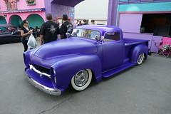 saturday drive in 253 (bballchico) Tags: chevrolet kustom custom pickuptruck grandnationalroadstershow carshow saturdaydrivein