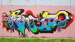 Pnoid... (colourourcity) Tags: streetart streetartnow streetartaustralia graffitimelbourne graffiti bunsen burner letters wildstyle awesome nofilters colourourcity bomb pnoid mr ci mushrooms instacool clearjelly